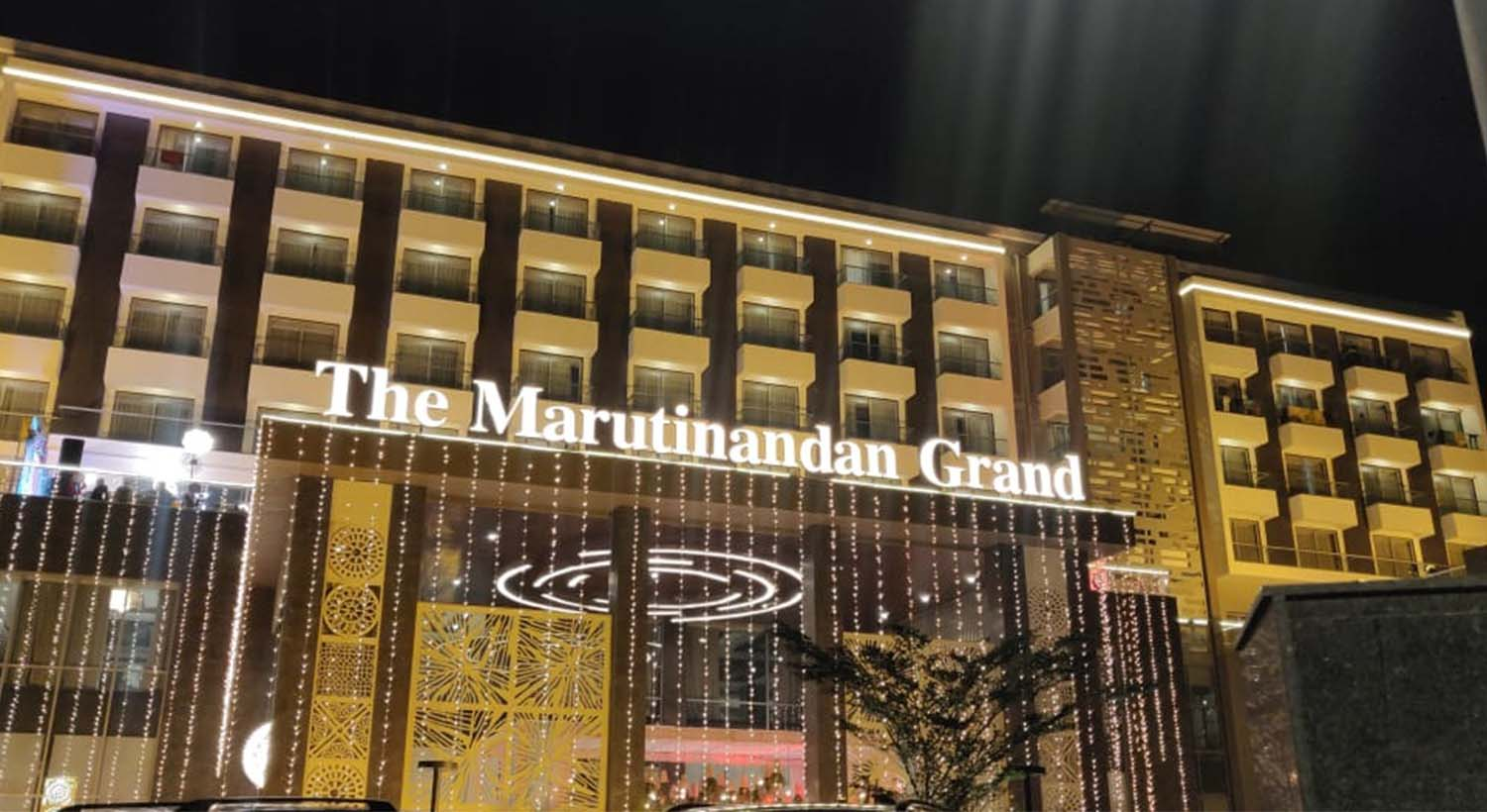 The Marutinandan Grand Hotel